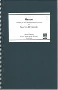 Grace : Concerto For Two Marimbas And Orchestra.