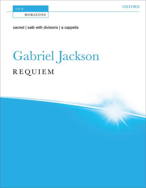 Requiem : For SATB With Divisions, A Cappella.