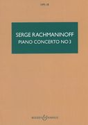 Concerto No. 3 In D Minor, Op. 30 : For Piano & Orchestra.