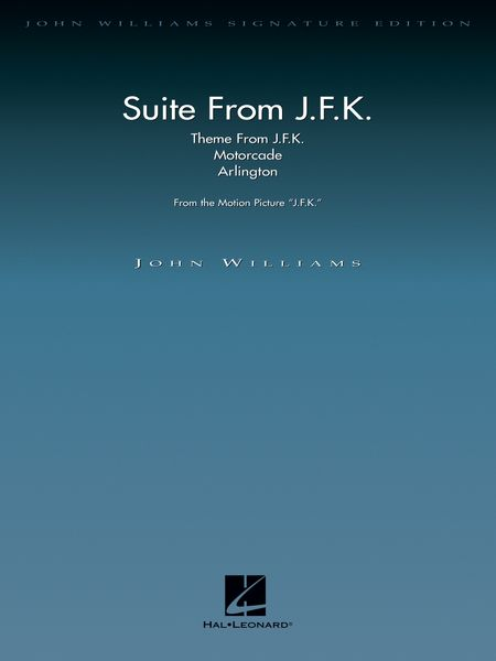 Suite From J F K : For Orchestra.