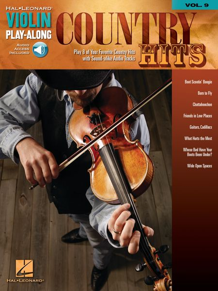 Country Hits : Play 8 Of Your Favorite Country Hits With Sound-Alike CD Tracks.