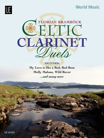 Celtic Clarinet Duets / arranged by Florian Bramböck.