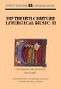 Fifteenth-Century Liturgical Music II : Four Anonymous Masses.