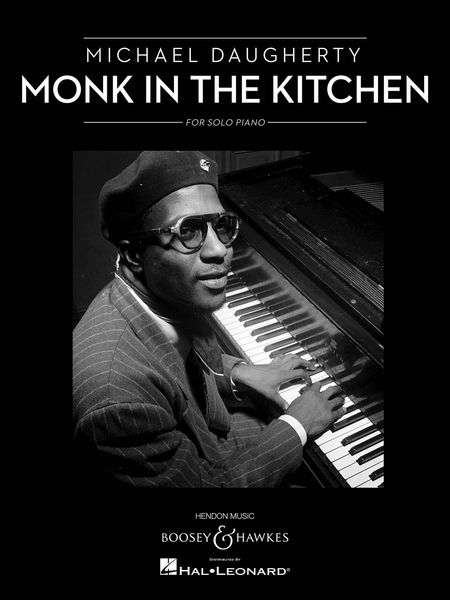 Monk In The Kitchen : For Solo Piano (2001).