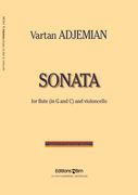 Sonata : For Flute (In G and C) and Violoncello (1984).