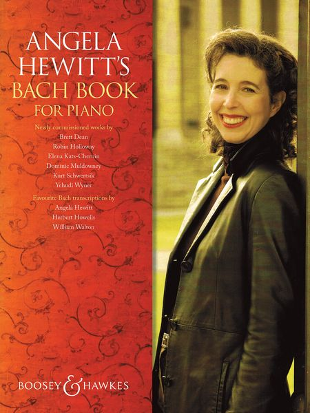 Angela Hewitt's Bach Book : For Piano.