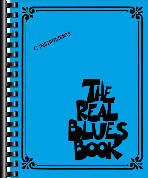 Real Blues Book : C Instruments.
