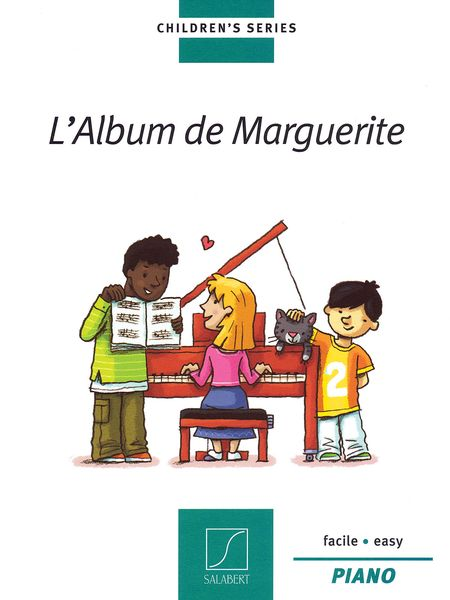 Album De Marguerite : For Piano.