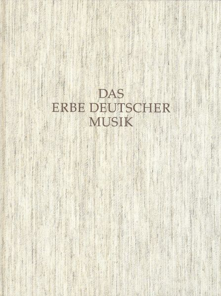 Annaberger Chorbuch II : Ester Teil, Nr. 1-69 / edited by Jürgen Kindermann.