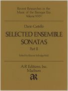 Selected Ensemble Sonatas, Vol. 2.
