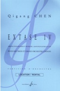 Extase IV : Pour Hautbois Et Grand Orchestre Chinois / Adapted by Wai-Lun Law.