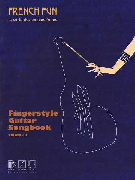 Fingerstyle Guitar Songbook, Vol. 1.