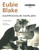 Capricious Harlem : For Solo Piano / Version by William Bolcom.
