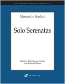 Solo Serenatas / edited by Marie-Louise Catsalis and Rosalind Halton.