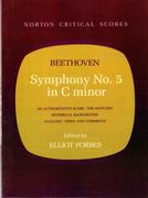 Symphony No. 5 In C Minor, Op. 67 / ed. by Elliot Forbes.
