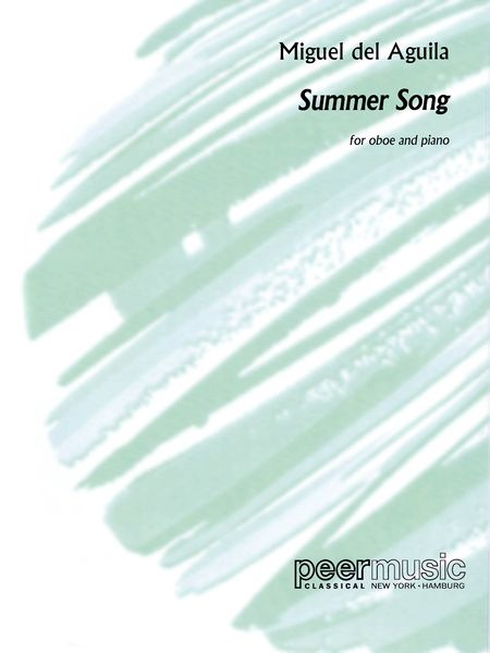 Summer Song : For Oboe and Piano (1988, Rev. 1996).