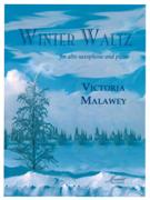 Winter Waltz : For Alto Saxophone and Piano.