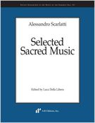 Selected Sacred Music / edited by Luca Della Libera.