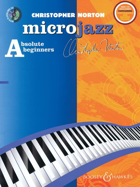 Microjazz : Absolute Beginners.