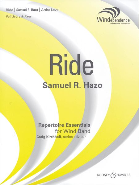 Ride : For Concert Band.
