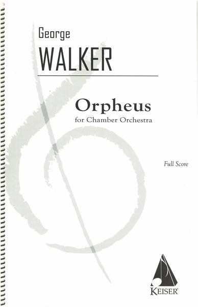 Orpheus (1994) : For Voices and Chamber Orchestra.