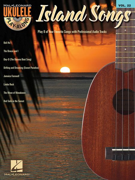 Island Songs : Play 8 Of Your Favorite Songs With Professional Audio Tracks.