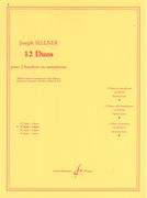 Twelve Duos For Oboes, Vol. 2.