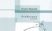 Arabesque : For Solo Flute / edited by Barry Wiener.