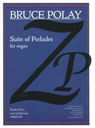 Suite Of Preludes : For Organ (2002).
