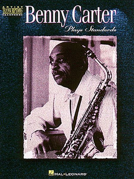Benny Carter Plays Standards.