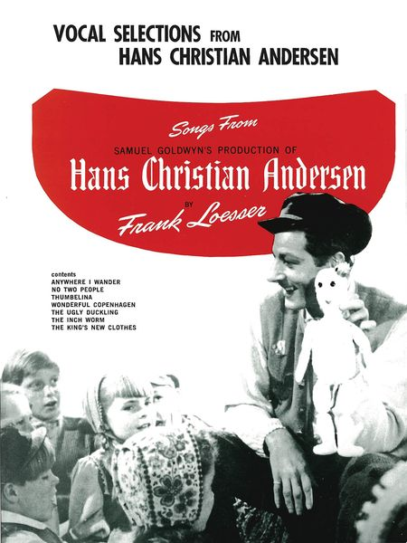 Hans Christian Anderson : Vocal Selections.