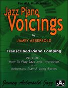 Jazz : How To Improvise - transcribed Piano Comping.