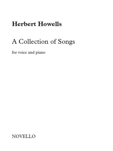 Collection Of Songs : For Voice and Piano / edited by Scott Crowne.