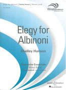 Elegy For Albinoni : For Wind Band.