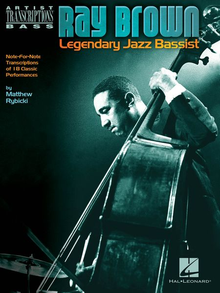 Ray Brown : Legendary Jazz Bassist.