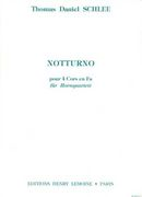 Notturno : For Horn Quartet.