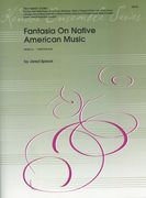 Fantasia On Native American Music : For Percussion Octet.