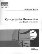 Concerto : For Percussion and Chamber Ensemble (1993).
