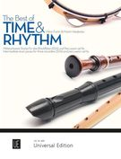 Best Of Time and Rhythm - Intermediate-Level Dances and Folksongs : For 3 Recorders.