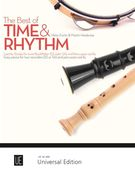 Best Of Time and Rhythm - Easy Dances and Folksongs : For 2 Recorders.