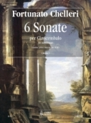 Sei Sonate : Per Clavicembalo / edited by Vera Alcalay.