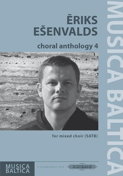 Choral Anthology 4 : For Mixed Choir (SATB).