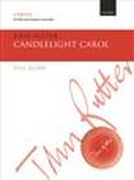 Candlelight Carol : For SATB and Chamber Ensemble.