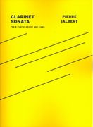 Clarinet Sonata : For Clarinet In B Flat and Piano (2015).