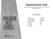 Sophisticated Lady : For Jazz Band / arranged by Mike Crotty.
