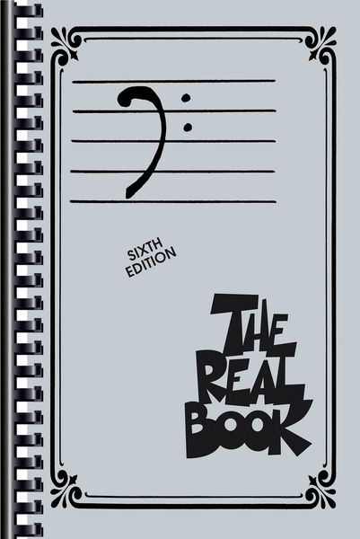 Real Book, Vol. 1 : Bass Clef Instruments - Mini Edition.