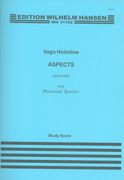 Aspects, Op. 72 : For Woodwind Quintet (1957).