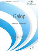 Galop : For Wind Band.