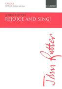 Rejoice and Sing! : For SATB (With Divisions) and Piano.