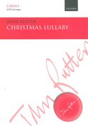 Christmas Lullaby : For SATB and Organ.